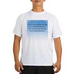Spiritual Journey Performance Dry T-Shirt