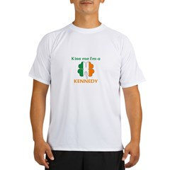 Kennedy Family Performance Dry T-Shirt