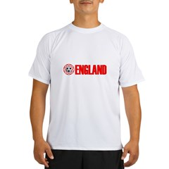 England Performance Dry T-Shirt