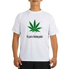 Just A Plan Performance Dry T-Shirt