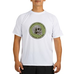 Bobs Skull Performance Dry T-Shirt