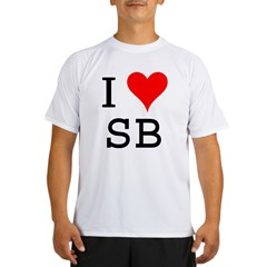 I Love SB Performance Dry T-Shirt