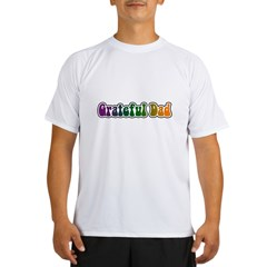 Grateful Dad Performance Dry T-Shirt