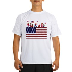 July 4th Performance Dry T-Shirt