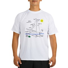 The Well Rigged Performance Dry T-Shirt