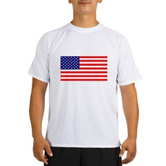American Fla Performance Dry T-Shirt