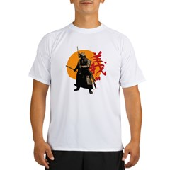 Samurai Warrior Performance Dry T-Shirt