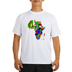 Africa Performance Dry T-Shirt