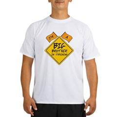 Big Brother in Training Performance Dry T-Shirt