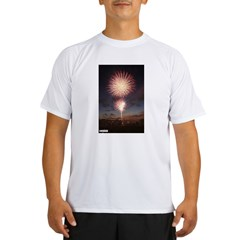 July 4 Fireworks Performance Dry T-Shirt