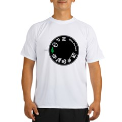 What the Duck: Dial Performance Dry T-Shirt
