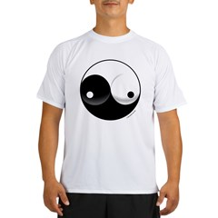 Ying Yang Woman Performance Dry T-Shirt