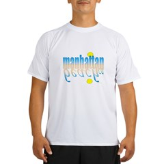 manhattanbeach1 Performance Dry T-Shirt