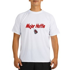 USAF Major Hottie Performance Dry T-Shirt