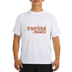 Yoruba Roots Performance Dry T-Shirt