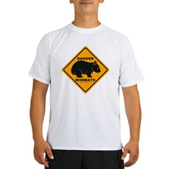 Wombat Danger Performance Dry T-Shirt