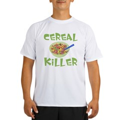 Cereal Killer Performance Dry T-Shirt