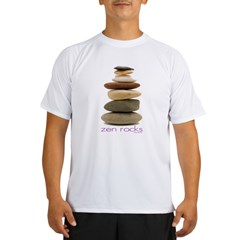 Zen Rocks Performance Dry T-Shirt