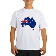 Cool Australia Performance Dry T-Shirt