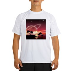 A Dolphins Dream Performance Dry T-Shirt