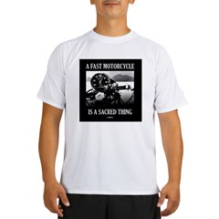 SPEED KINGS black Performance Dry T-Shirt