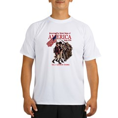 Defending America Performance Dry T-Shirt