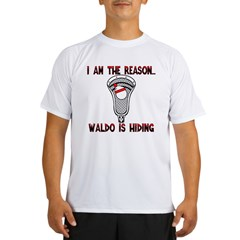 Lacrosse Waldo Performance Dry T-Shirt
