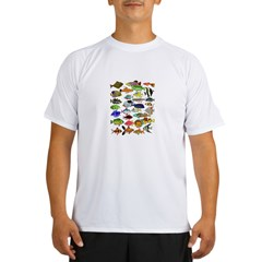 Tropical Fish ~ Performance Dry T-Shirt
