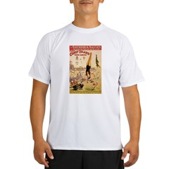 Coney Island Water Carnival Performance Dry T-Shirt
