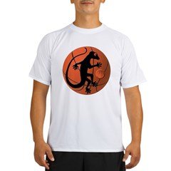 Gecko Basketball Performance Dry T-Shirt