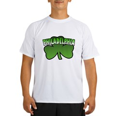 Philadelphia Shamrock Performance Dry T-Shirt