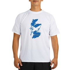 Cool Scotland Performance Dry T-Shirt