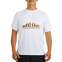 Bad Evolution Performance Dry T-Shirt