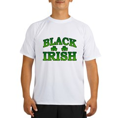 Black Irish Performance Dry T-Shirt