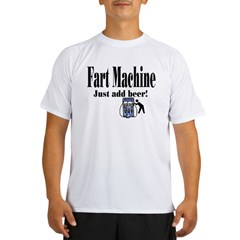 Fart Machine picture Performance Dry T-Shirt