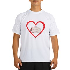 Sheep Heart Performance Dry T-Shirt