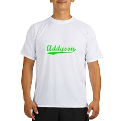 Vintage Addyson (Green) Performance Dry T-Shirt