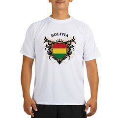 Bolivia Performance Dry T-Shirt