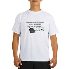 Proud, Strong, Committed Performance Dry T-Shirt
