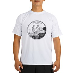 California Performance Dry T-Shirt