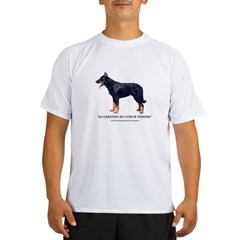 Tenderhearted Guardian Performance Dry T-Shirt
