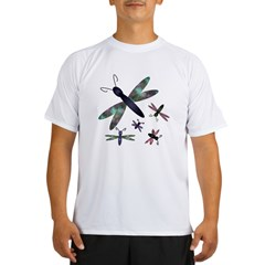 Dragonflies.png Performance Dry T-Shirt