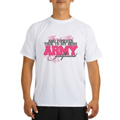 Strong&Sweet Army Girlfriend Performance Dry T-Shirt