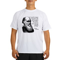 Darwin on Survival Performance Dry T-Shirt