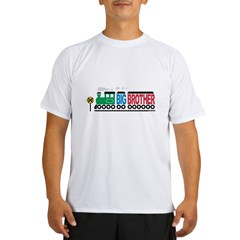 Big Brother Train Performance Dry T-Shirt