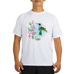 FUCIA HUMMINGBIRD Performance Dry T-Shirt