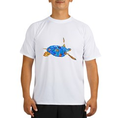 Sea Turtle 2 Performance Dry T-Shirt