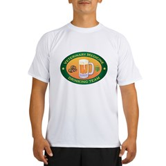 Veterinary Medicine Team Performance Dry T-Shirt