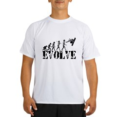 Snowboarding Evolution Performance Dry T-Shirt