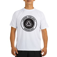 Support Epidemiologist Performance Dry T-Shirt